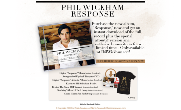 2011 awaken generation page 2 phil wickham new album response goes on sale great news for all the fandeluxe Images