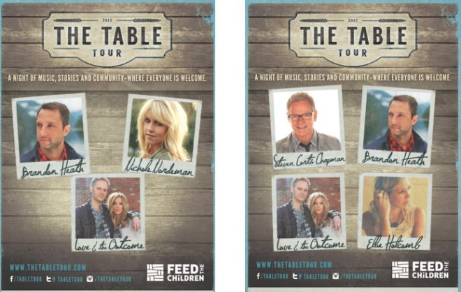 the-table-tours